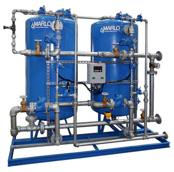 Commercial Water Softening - MR Series