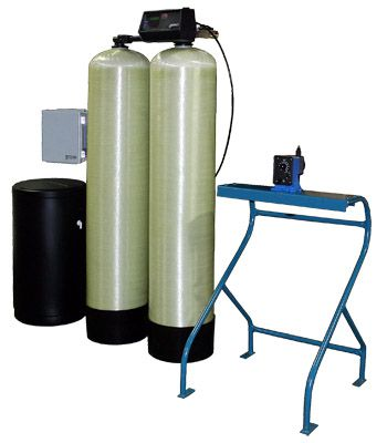 MATD Series (Dealkalized Water Systems)