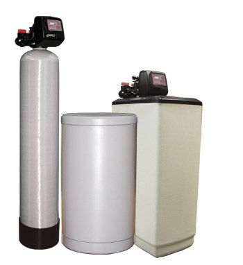 Water Softeners for the Home - CTC Series
