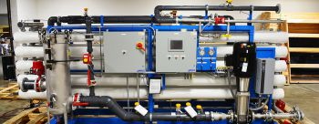 Duplex Train 600-GPM Reverse Osmosis Systems
