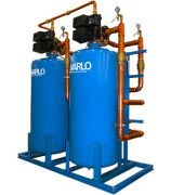 Industrial Water Softener System - MST Series