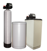 CMP Combination Series (Softener with Iron Removal)