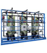 Industrial Water Softeners - MRG Series